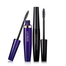 2 Color Mascara Makeup maquiagem Solid Beauty Colossal Long-lasting 3D Thick Lengthening Curling Mascara Express Volume