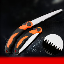 Folding Saw Fruit Horticulture Outdoor Triangle Grinds 2017 Special Offer Real Steel Hacksaw Serra Tico Tico Sobrevivencia