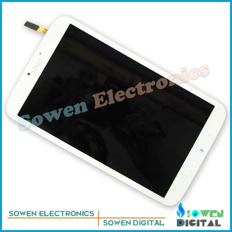 for Samsung Galaxy Tab 3 8.0 SM-T310 T310 T311 LCD display Screen with Touch Screen digitizer assembly full sets, Black or white<br><br>Aliexpress