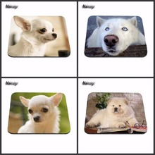 Top Selling Animals Dogs Funny Custom Mouse Pad for Size 18*22cm and 25*29cm And 25*20cm Customization Support(China)