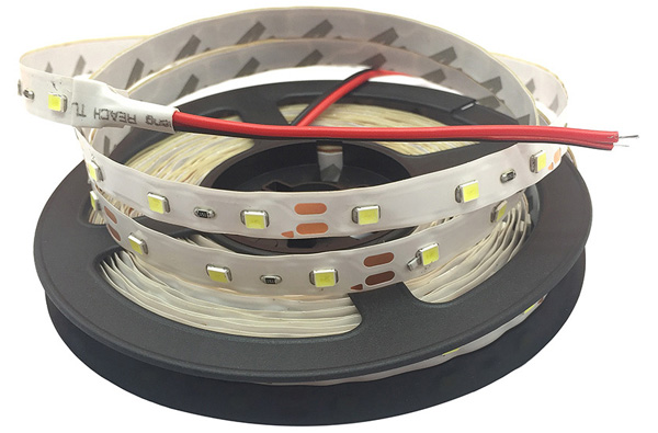 5 meter 300Leds Non-waterproof RGB Led Strip Light 2835 DC12V 60LedsM Flexible Lighting String Ribbon Tape Lamp Home Decoration (4)(0)