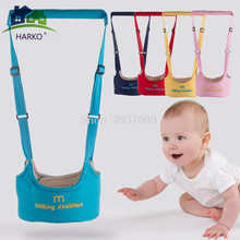 Baby Walker Baby Toddler Harness Assistant backpack Leash for Children Kids Learning Walking Baby Belt Child Safety Harness(China)