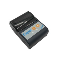 Free shipping 58mm portable bluetooth printerThermal receipt mobile phone Printer
