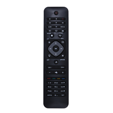 Universal 3D TV Remote Control Replacement Television Remote Control Unit Black All Functions for Philips Smart LCD LED HDTV(China)