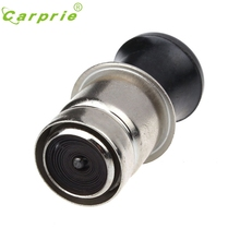 car-styling 12V Car Cigarette Lighter 2USB Socket Splitter Charger Voltmeter Adapter DEC 28