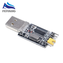 USB to TTL converter UART module CH340G CH340 3.3V 5V switch(China)