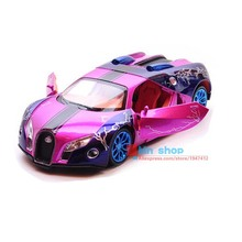 1:32 Scale Model Bugatti Diecast Car Model With Sound&Light Collection Car Toys Vehicle Gift New Mini Educational Model P65