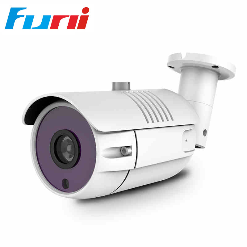 Funi Outdoor IP Camera POE 1080P ONVIF Waterproof 36pcs LED Lights Infared Night Vision Security CCTV POE IP Camera 2MP <br>