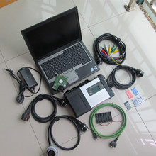 sd connect c5 wifi mb star diagnosis c5 with laptop d630 with 2017.07 newest software 250gb hdd full set ready to use 12v 24v