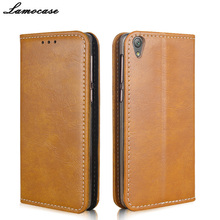 Buy Lamocase Cover Sony Xperia M4 Aqua Wallet Flip Case Sony Xperia M4 Aqua E2303 E2306 E2312 E2333 E2353 E2363 Phone Bags for $7.99 in AliExpress store