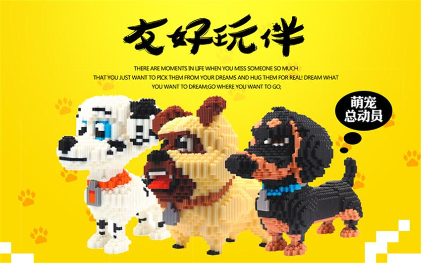 connection blocks pet dog-1