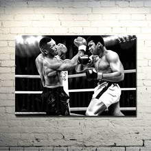 POPIGIST-CONOR McGREGOR Muhammad Ali UFC MMA Motivational Silk Poster 13x20 20x30 inch Pictures For Living Room Decor Great Gift