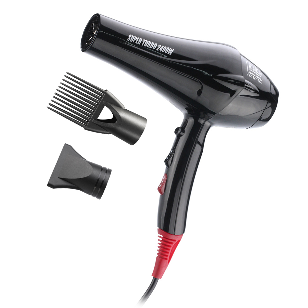 NEW.Professional AC motor Hair Dryer.2400W.Super Turbo.Variable speed.Hot sale.PA housing.styling tools.hair drier<br>