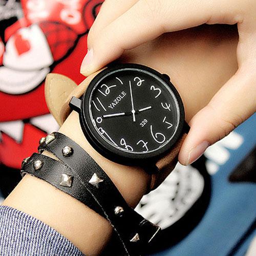 YAZOLE Wrist Watch Women Ladies Watches 2017 Wristwatch Female Clock Quartz Watch Brand Famous Quartz-watch Relogio Masculino<br><br>Aliexpress