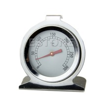 Classic Stand Up Food Meat Dial Oven Thermometer Temperature Gauge Gage New Free shipping-Y102