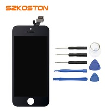 No Dead Pixel For iPhone 5 5C 5S LCD Display Screen With Original Touch Pad Digitizer Assembly Replacement Part