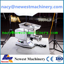 meat mincer spare part/meat chopper for sale/fresh meat mincer machine(China)