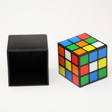 Free ship Triple Cube Diko Cube Irelia magic set magic tricks illusion 1set/lot mentalismo magician prop juegos de magia toy