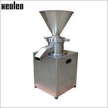 Xeoleo Commercial Sesame butter maker Stainless steel Sesame butter machine Nut butter Grinding machine Peanut butter maker 380V(China)
