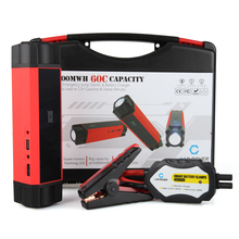 Car Rover 54000mWh 1000A Peak Current for 6.0L Petrol 3.0L Diesel Car Jump Starter Emergency Power Bank Car Battery 14800mAh(China)