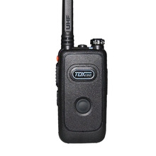 TDX Mini Professional Walkie Talkie 5W UHF 400-480MHz PTT PMR Portable Handy Two Way Radio for Commercial Home Children