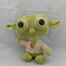NEW hot 18cm Plush Doll Star Wars 7: The Force Awakens Jedi Knight Master Yoda action figure toys