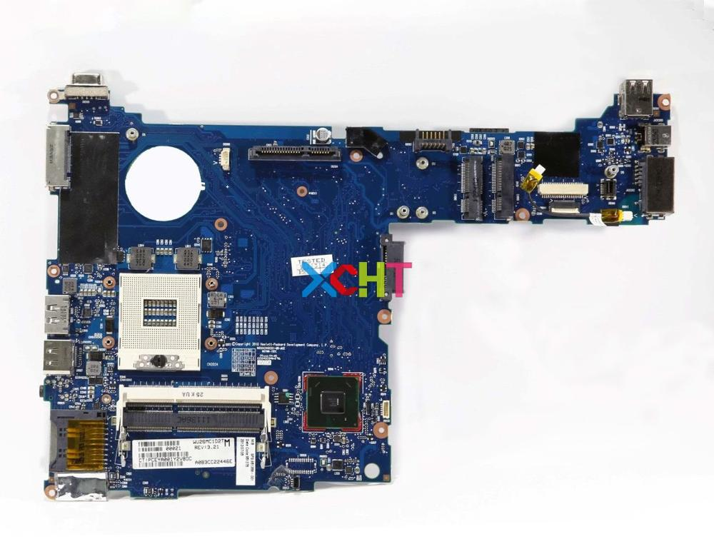 XCHT for HP EliteBook 2560p 651358-001 UMA Laptop Motherboard Mainboard Tested & Working Perfect