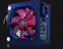 new Desktop Power 550W power supply rated 400W main computer chassis with graphics power mute
