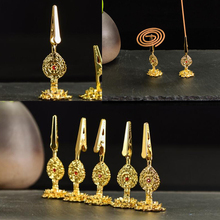 Incense Mosquito Coils Clip Holder Metal Religious Decoration Decals Products(China)