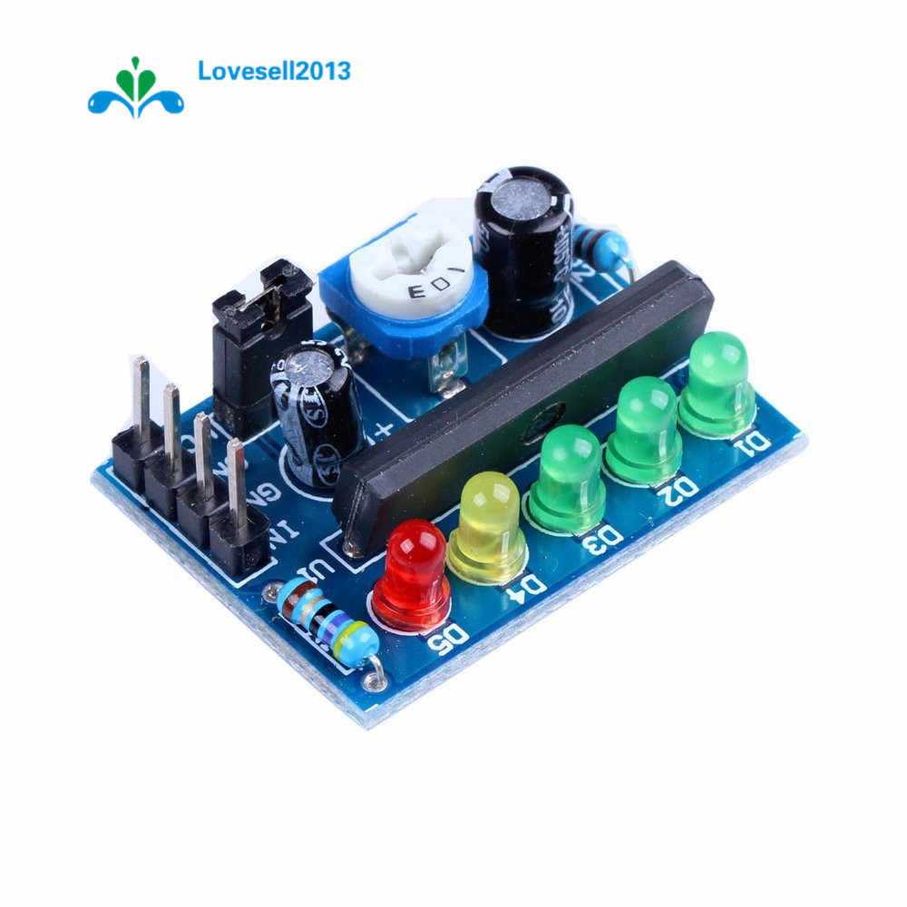 Detail Feedback Questions About Green Battery Capacity Power Level The Lm3914 Is A Monolithic Integrated Circuit That Senses Analog Audio Indicator Indicating Module Ka2284
