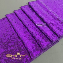 SALE Purple Sequin Table Runner 12''x90'' Purple Sequin Table Cloth Wholesale Christmas Sequin Table Cloths Sequin Linens(China)