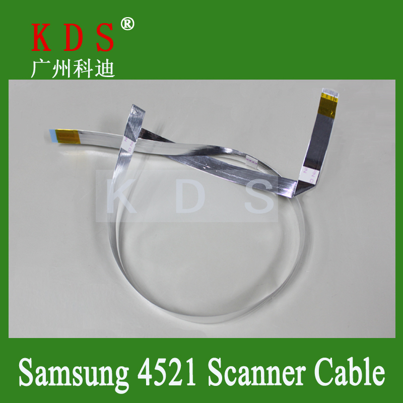 Free Shipping JC39-00408A White Flet Scanner Cable for Samsung SCX-4521F Printer Spare Parts<br><br>Aliexpress