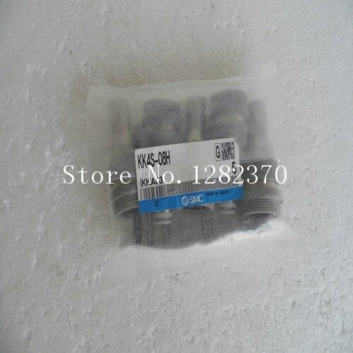 [SA] New Japan genuine original SMC connector KK4S-08H Spot--5pcs/lot<br><br>Aliexpress