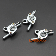 3x 50cc 70 90cc 110cc 125cc FUEL SHUT OFF VALVE SWITCH PETCOCK SCOOTER ATV GO KART MOTORCYCLE BIKE new E-Moto(China)