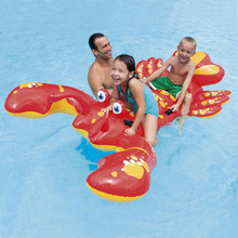 Intex Water Floats Pool Baby Inflatable Swimming Ring Children Floats Inflatable Swimming Pool Toy Water Air Kids Adult Mattress