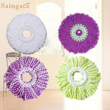 New Replacement 360 Rotating Head Easy Magic Microfiber Spinning Floor Mop Head Wonderful