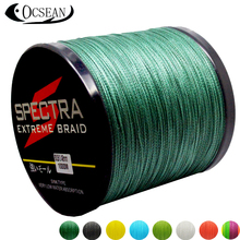 SPECTRA 1000M 10-80LB Power Pro PE Braided Fishing Line 4 Strand Super Strong Japan Multifilament Fishing Line Carp Fishing Rope(China)