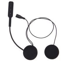 Auto Motor Wireless Bluetooth Headset Motorcycle Helmet Earphone Headphone Speakers Handsfree Music For MP3 MP4 Smartphone