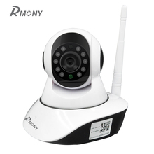 Rmony Wireless video surveillance cameras wireless security camera baby monitor IP Smartphone Audio Night Vision(China)