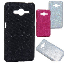 Sexy Lady Luxury Shiny Girl night clothing Glitter football Skin Anti-slip Hard back Case Cover for Samsung Galaxy Core 2 G355