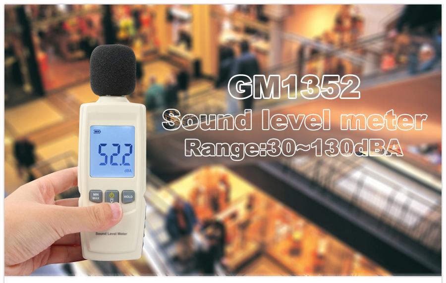 Sound level meters detail description 01
