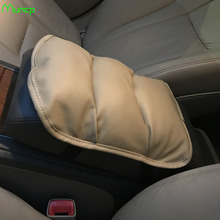 Buy Muncp Car Armrests Cover Pad Peugeot 206 207 208 301 307 308 407 2008 3008 4008 for $6.29 in AliExpress store