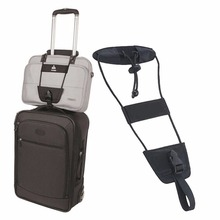 Strap Packing Adjustable Travel Suitcase Luggage Belts Nylon Carry On Bungee Belt Easy Accessories(China)