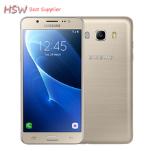 "Original Samsung Galaxy 2016 J5 J5108 4G LTE  Snapdragon 410 Quad Core Dual SIM Smartphone 5.2"" 13.0MP NFC cell phone(China (Mainland))"