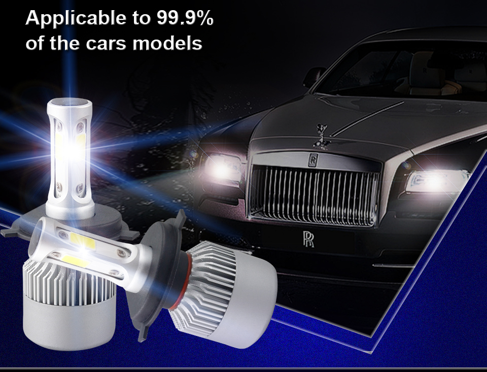 S2 H4 H7 LED CAR HEADLIGHT_01