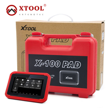 100% Original Xtool X100 PAD Auto Key Programmer Function As X300 Pro X300 Update Online X-100 Pad Free Fast Shipping