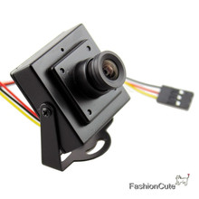FPV Mini Digital Video Camera HD CC3D 700TVL for FPV Aerial Photography Black Wide Angle FPV QAV250