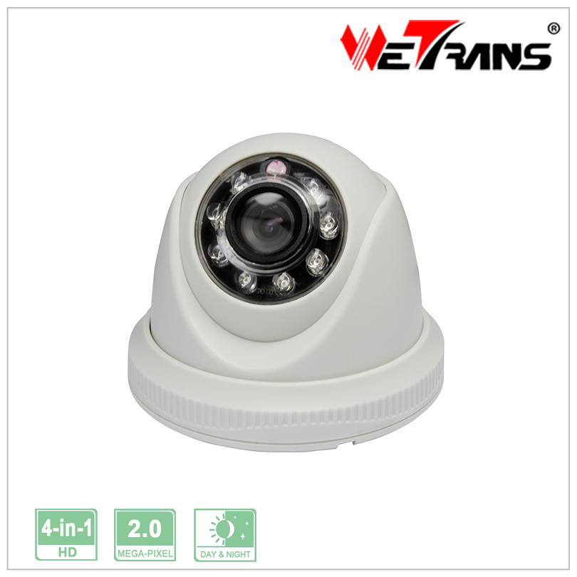 Mini Dome Camera 2.0MP Plastic case 25-30fps Real Time Security Camera System 4in1 Support AHD/CVI/TVI 1080P CVI CCTV Camera<br><br>Aliexpress