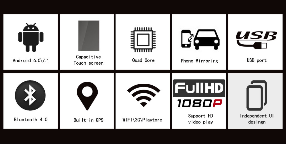 Subaru Outback 2010-2014 10.4 CH 1 (2)