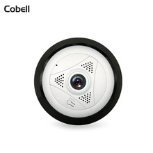 Cobell 3D VR Cam WIFI IP Camera 360 Degree Fisheye Panorama HD 960P Night Vision 1.3MP CCTV Security Surveillance Camera